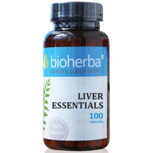 Формула при холестерол | 100 капсули | Bioherba