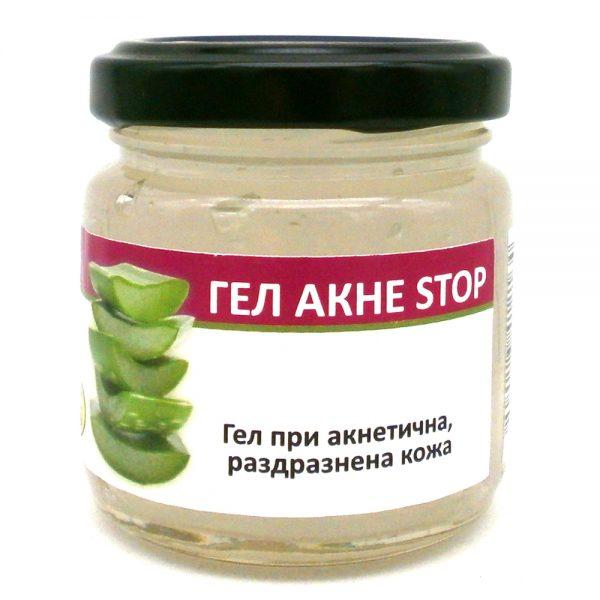 ГЕЛ АКНЕ STOP с АЛОЕ ВЕРА, 100МЛ - Radika